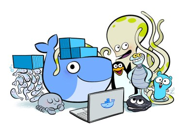 Docker animals
